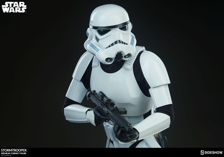 Star Stormtrooper Wars