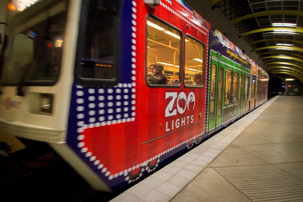 Zoo Lights Cost Portland