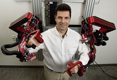 Medical Robotics Expert Explores The Human Machine Interface