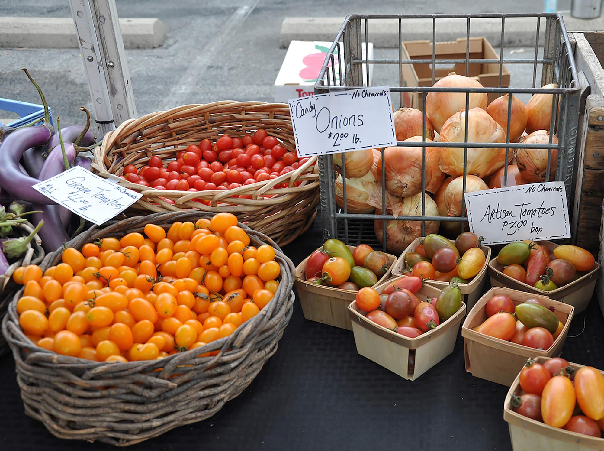 Fresh Market West Lafayette Menu
