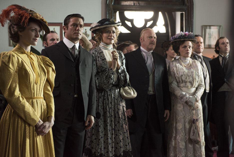 Murdoch Mysteries Filming At U Of Guelph U Of G News