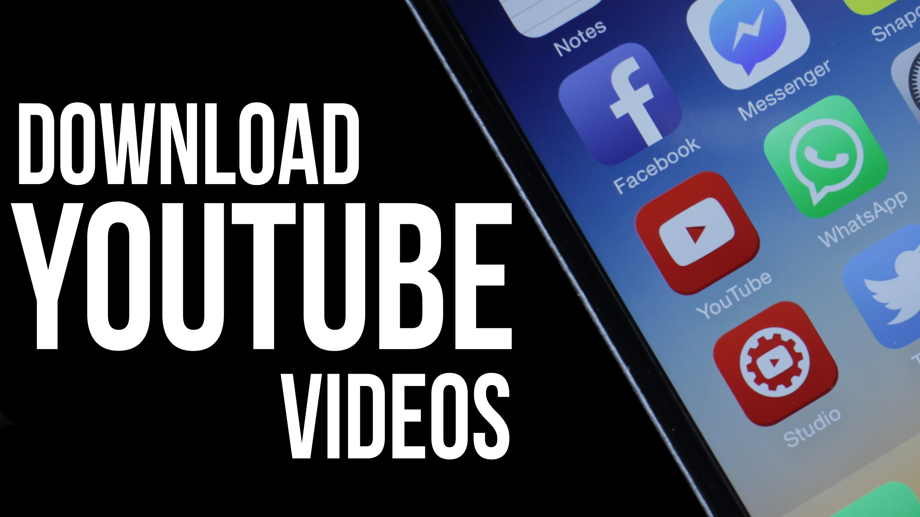 how to download youtube videos - HD 3000×1685
