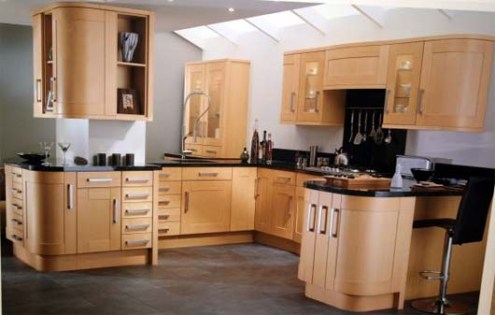 Contemporary kitchen furniture sets from In House Design image by In House Design