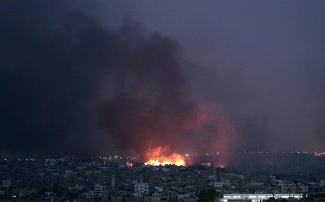 Bloody Sunday as 100 Gazans, 13 Israeli soldiers killed ...