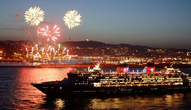 Celebrate 2019 New Years Eve in Barcelona