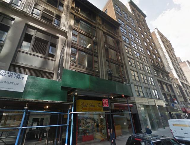 Ny New York 56 37th St W