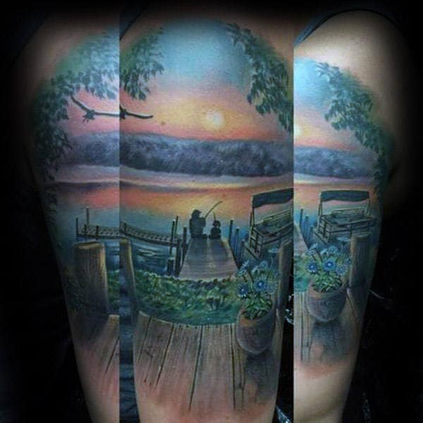 100 Memorial Tattoos For Men - Timeless Tribute Design Ideas