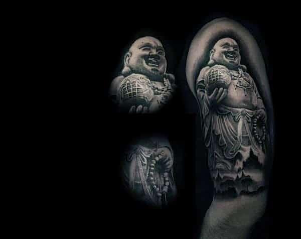 100 Buddhist Tattoos For Men - Buddhism Design Ideas