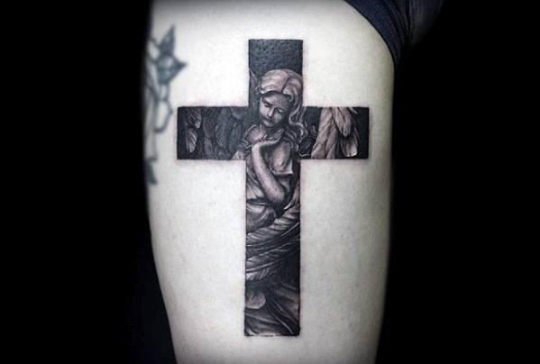 Tattoo Creation Adam Painting