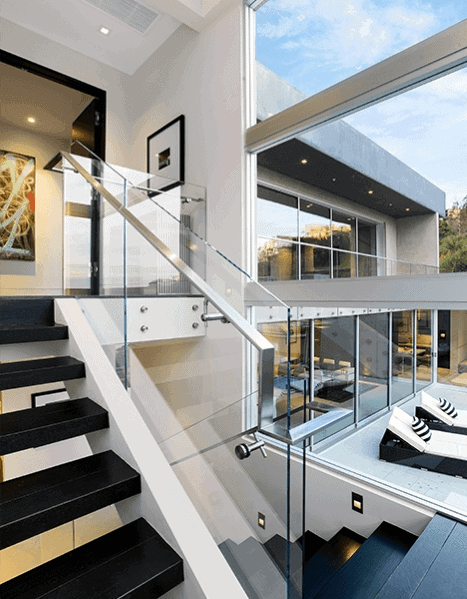Top 70 Best Stair Railing Ideas Indoor Staircase Designs | Modern Stair Hand Railing | Stainless Steel | Decorative | Creative Outdoor Stair | Glass | Solid Wood