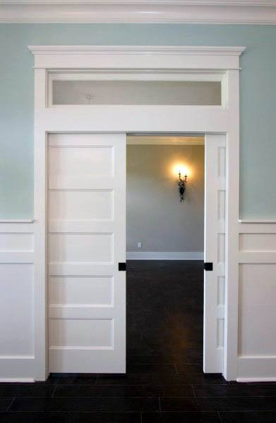 Top 50 Best Pocket Door Ideas Architectural Interior Designs