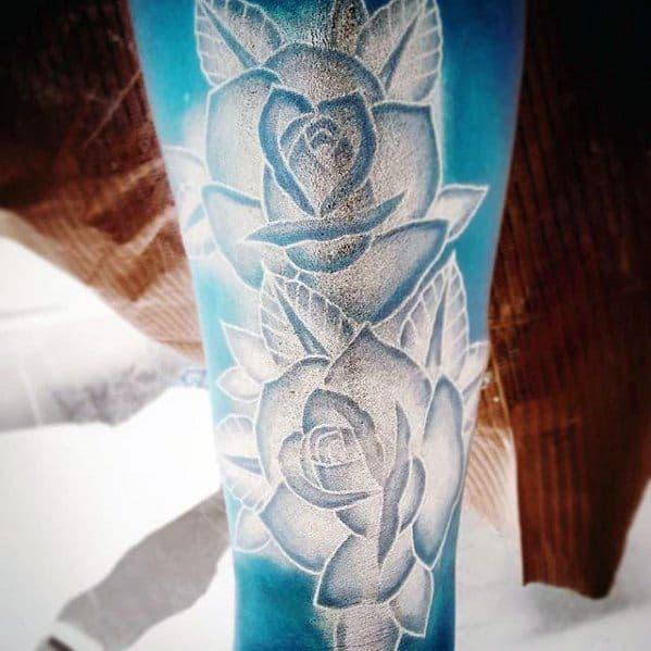 20 Inverted Tattoo Designs For Men Opposite Ink Ideas