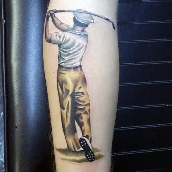 Printable Golf Tee Ball