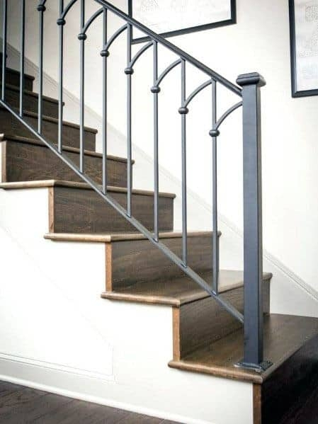 Top 70 Best Stair Railing Ideas Indoor Staircase Designs   Home Stairs And Railings   Craftsman   Low Cost   Easy Diy   Inexpensive   Beautiful
