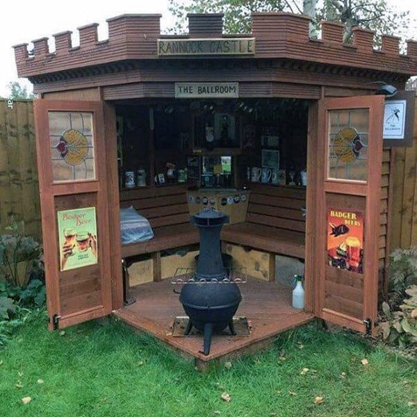 Diy Small Garden Shed Plans