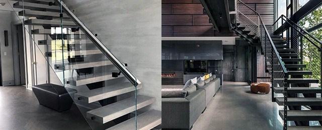 Top 70 Best Stair Railing Ideas Indoor Staircase Designs   Best Wood For Indoor Stairs   Laminate Flooring   Stair Parts   Glass   Stair Risers   Anti Slip