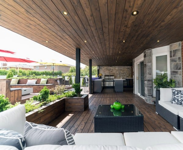 Deck Awning Ideas