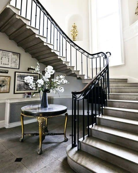 Top 70 Best Stair Railing Ideas Indoor Staircase Designs | Iron Stairs Design Indoor | Stainless Steel | Stair Treads | Stair Railings | Spiral Stairs | Steel