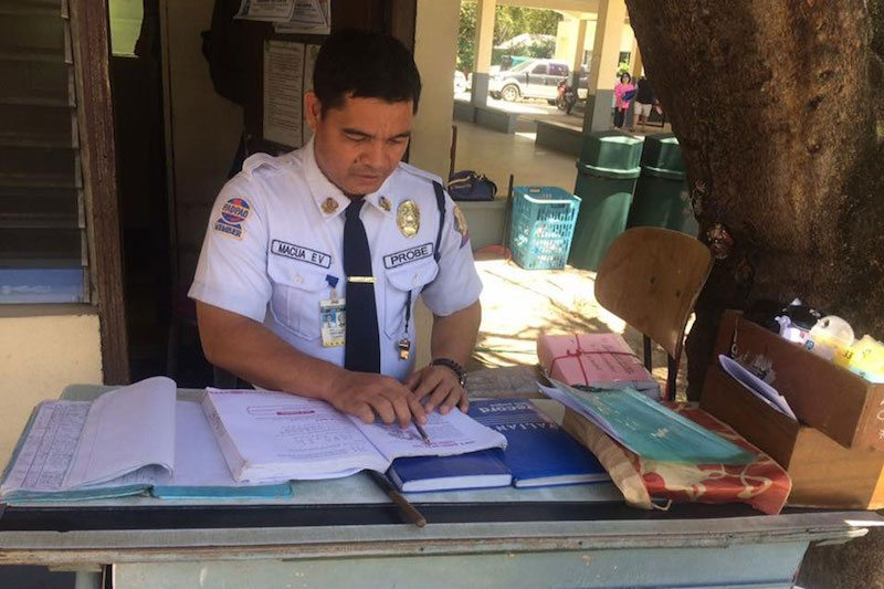 Security Guard Salary Philippines