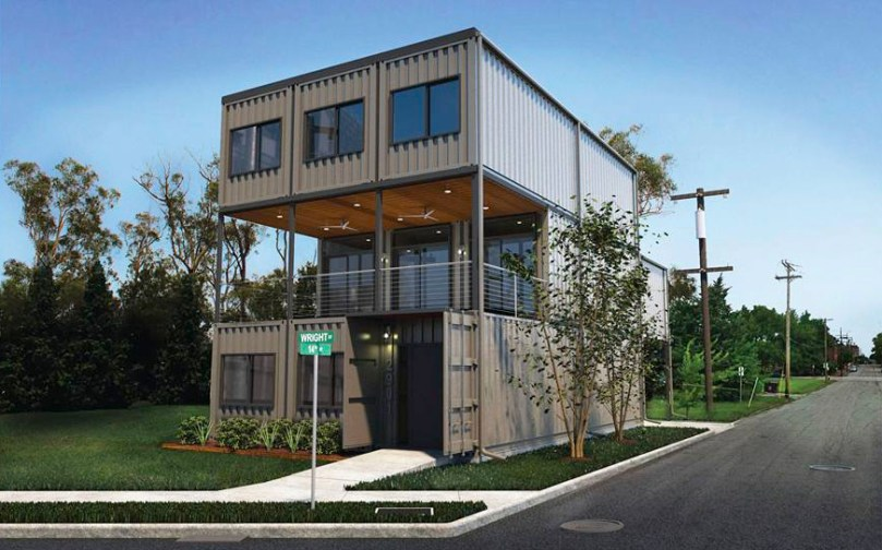 St  Louis City s First Shipping Container Home Planned in Old North     St  Louis City s First Shipping Container Home Planned in Old North