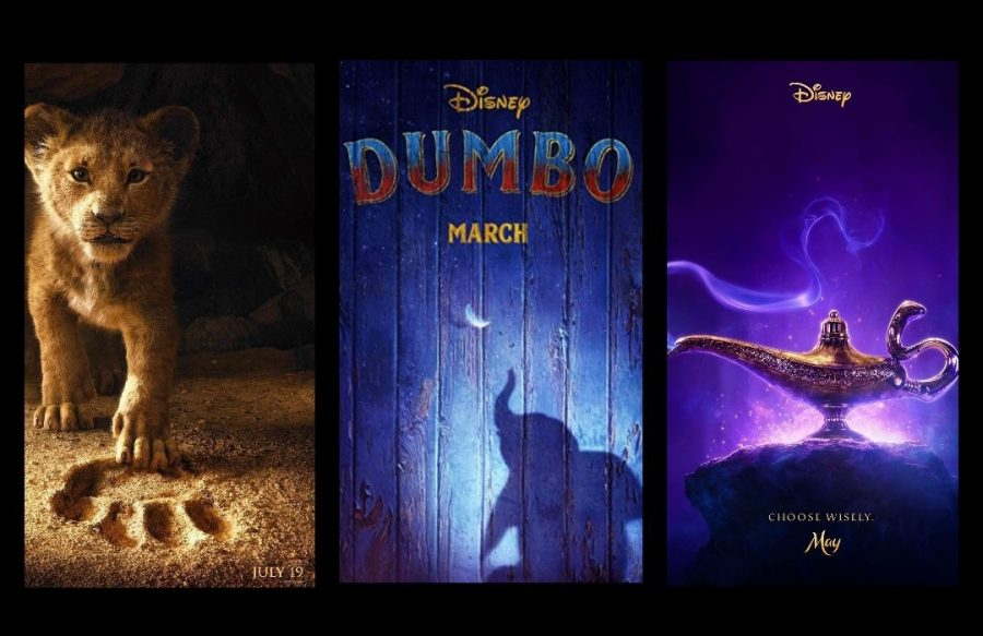 Three Disney Live-Action Remakes Being Released in 2019 ...