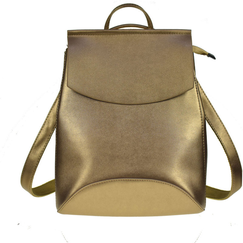 Mochila Leather Fashion Backpacks     ngBay com