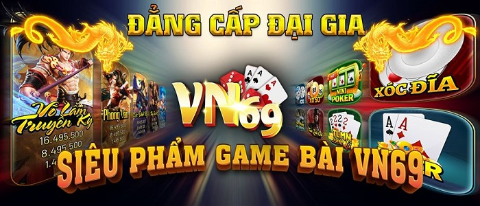 cổng game vn69