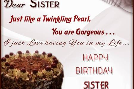 Birthday wishes cake for sister path decorations pictures full wallpaper birthday cake sister with happy birthday sister wishes wallpaper birthday cake sister with happy birthday sister wishes cake images memes quotes publicscrutiny Images