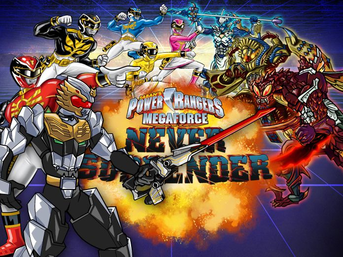 Power Rangers: Megaforce | Watch Videos and Play Games ...