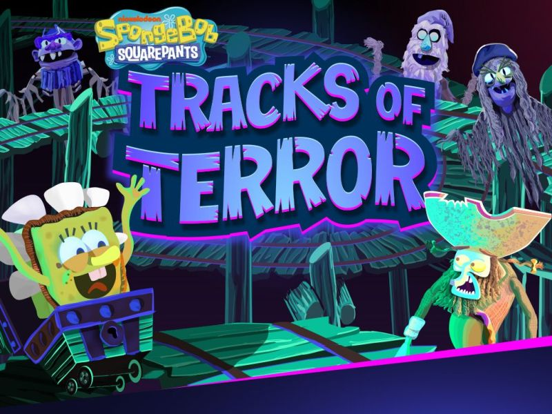 SpongeBob SquarePants Episodes   Watch SpongeBob SquarePants Online     SpongeBob SquarePants  Tracks of Terror
