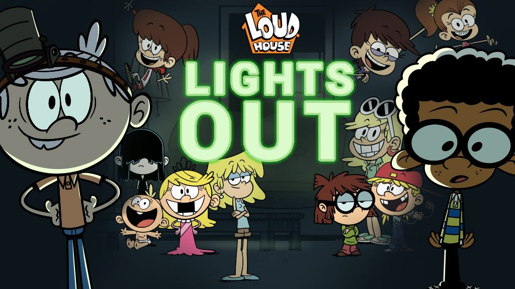 Fairly Oddparents Lights Out