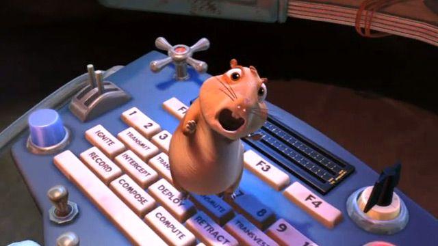 Jimmy Neutron My Son Hamster