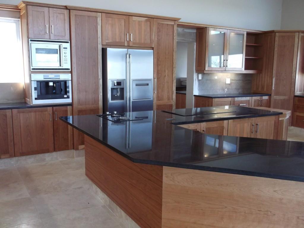 Built Kitchen Cupboards Small Kitchen
