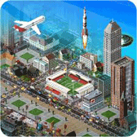 download TheoTown Apk Mod unlimited money