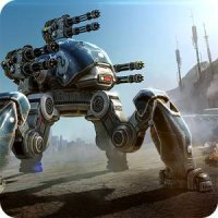 download war robots infinite ammo and no reaload