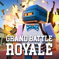 download Grand Battle Royale Pixel FPS Apk Mod unlimited money