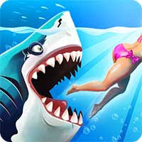 download Hungry Shark World Apk Mod unlimited money