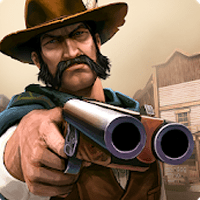Pistoleiro do Oeste West Gunfighter Apk Mod