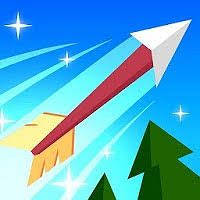download Flying Arrow Apk Mod unlimited money