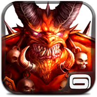 download Dungeon Hunter 4 Apk Mod moedas infinitas