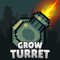 download Grow Turret Apk Mod god mod