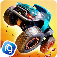 download Monster Trucks Racing 2019 Apk Mod gemas infinita