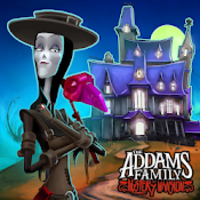 Addams Family Mystery Mansion - The Horror House! apk mod