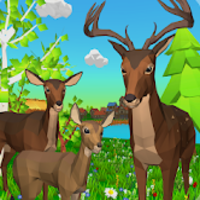 Deer Simulator - Animal Family apk mod