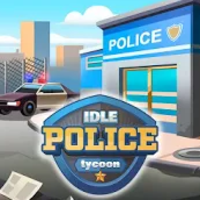 Idle Police Tycoon - Cops Game apk mod