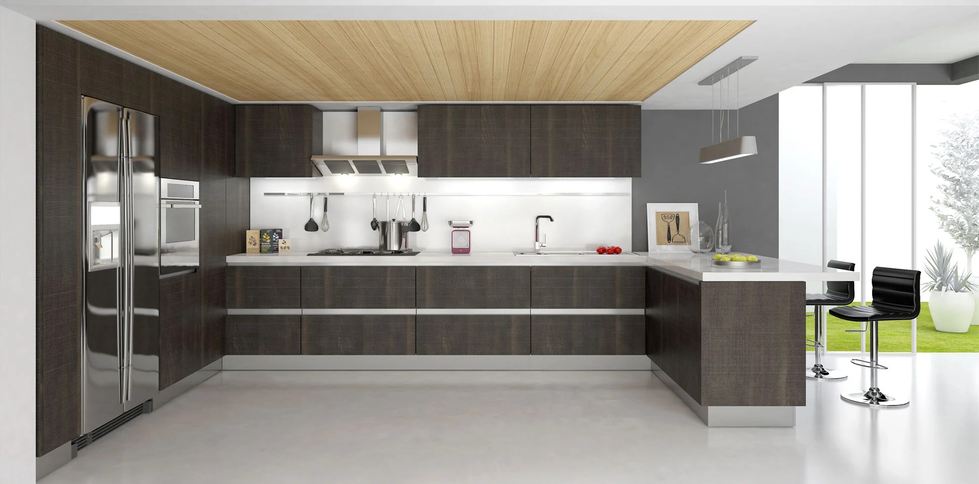 Kitchen Interior Design Materials
