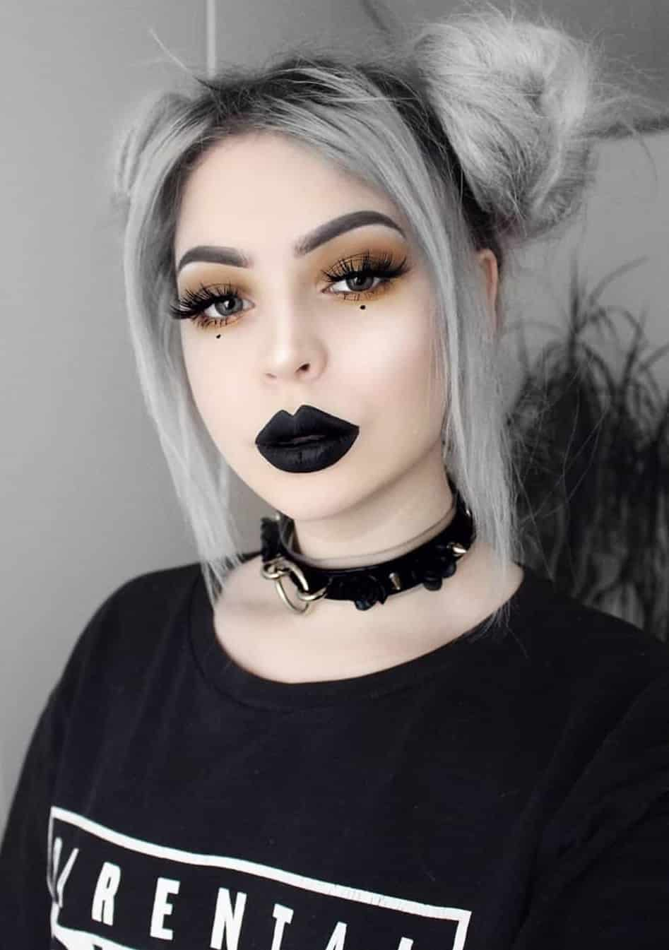 13 Grey Hair Color Ideas To Try Page 8 Of 13 Ninja Cosmico