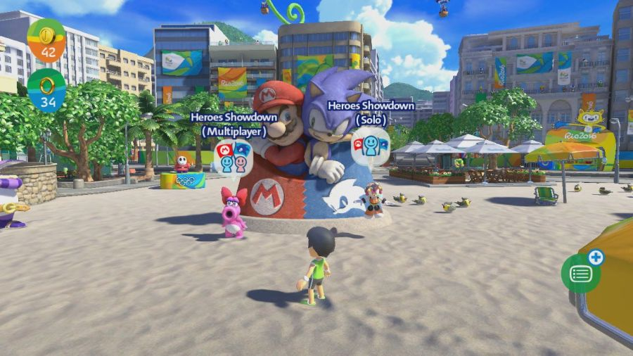 Tons of Mario   Sonic at the Rio 2016 Olympic Games Wii U     With the Wii U version of Mario   Sonic at the Rio 2016 Olympic Games  scheduled to drop in less than two months  Nintendo decided to send out a  bunch of new