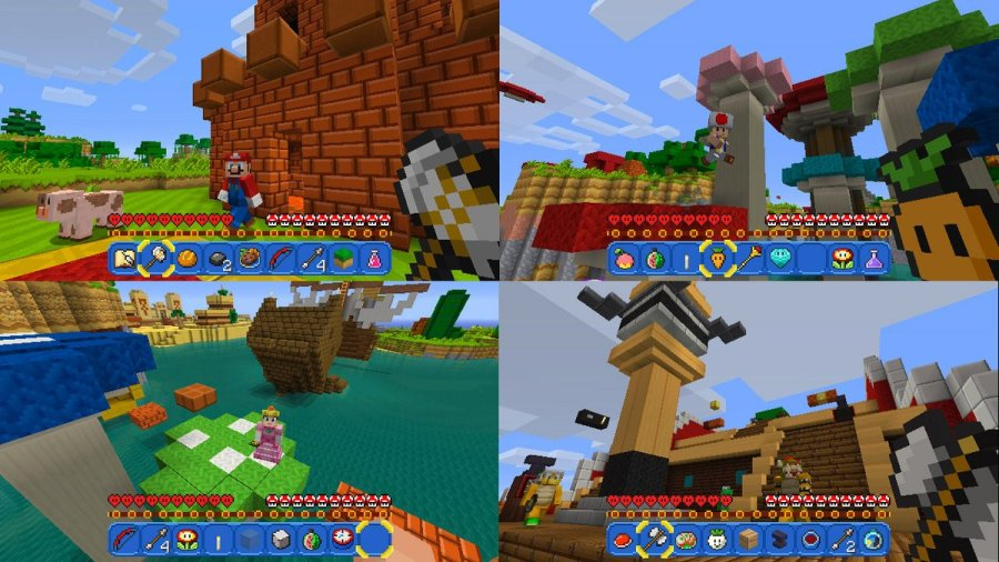 Minecraft  Nintendo Switch Edition size   Nintendo Everything It won t be much longer now until Switch owners are able to pick up  Minecraft  In case you re curious  it ll be a 512MB download  Look for the  game on the