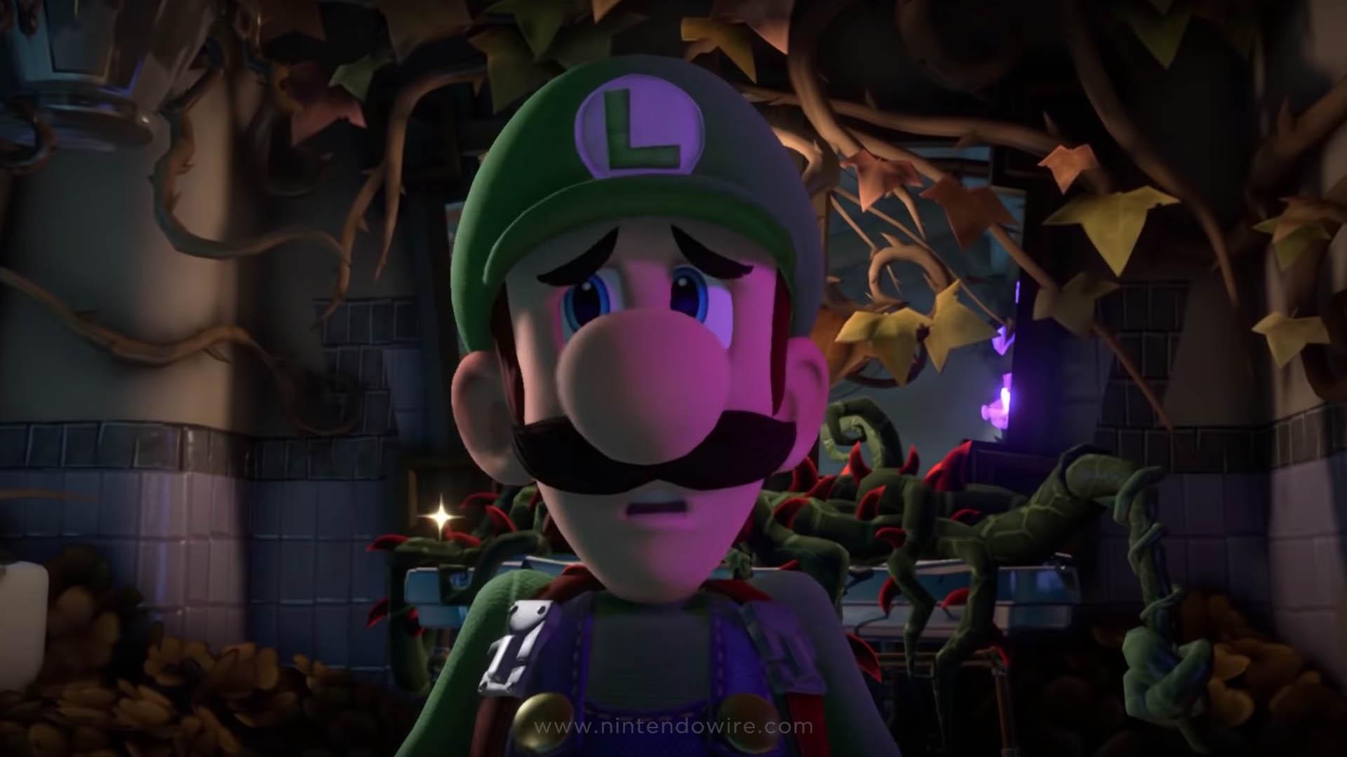 Gamescom Luigi S Mansion 3 Footage Shows A New Floor Of